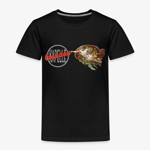 Die Erschaffung der Gnadenkapelle - Kinder Premium T-Shirt