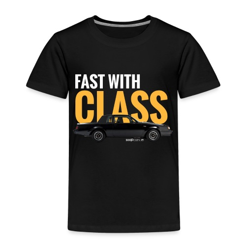 Fast with class* - T-shirt Premium Enfant