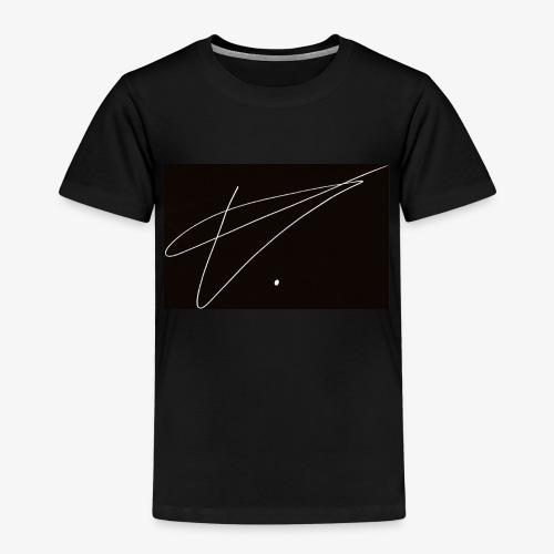 TVb - Premium T-skjorte for barn