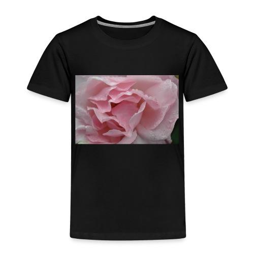 Water Droplet Rose - Kids' Premium T-Shirt