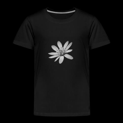 Nic Pic Blume1 - Kinder Premium T-Shirt