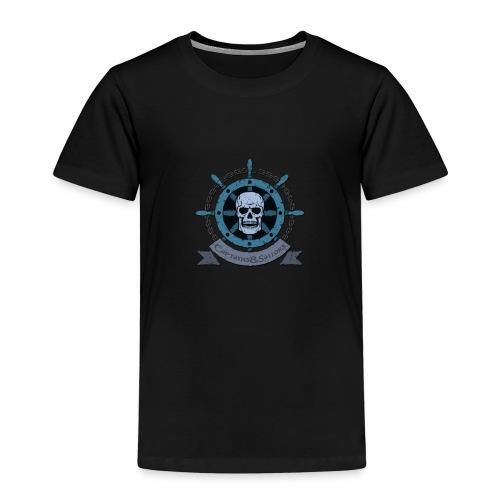 Captains & Sailors - Premium-T-shirt barn