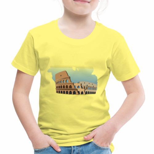 Kolosseum - Kinder Premium T-Shirt