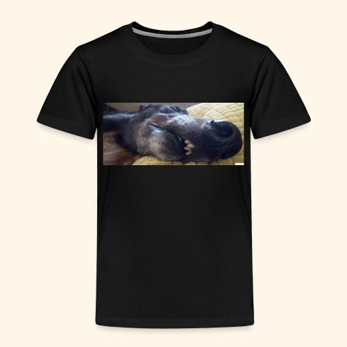Greyhound head - Kids' Premium T-Shirt