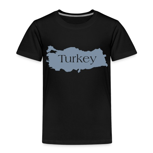 tuerkei - Kinder Premium T-Shirt