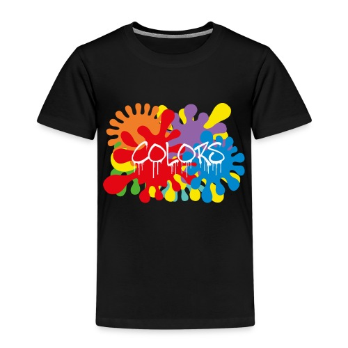 COLORS TACHES - T-shirt Premium Enfant