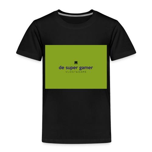 De super gamer - Kinderen Premium T-shirt