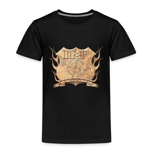 IM³ Logo - Kinder Premium T-Shirt