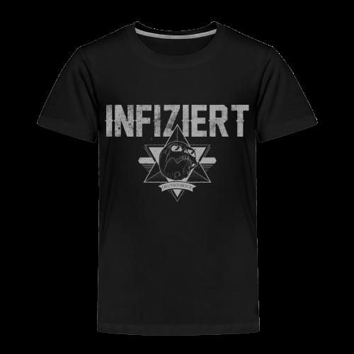 Infiziert2019 - Kinder Premium T-Shirt