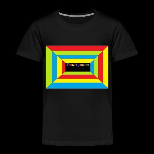 optische teuschung - Kinder Premium T-Shirt