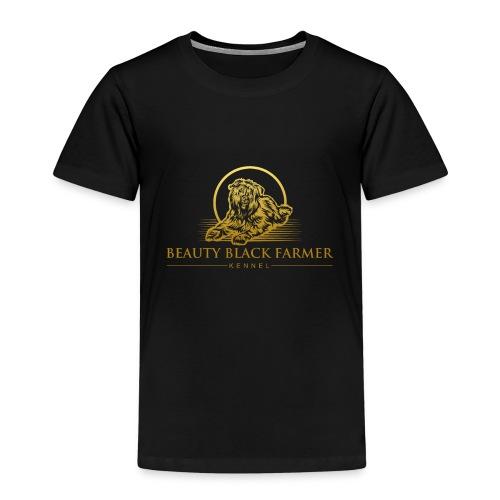 Beauty Black Farmer - Kinder Premium T-Shirt