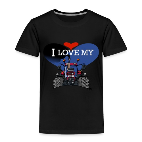0841 0505 I love my IH - Kinderen Premium T-shirt