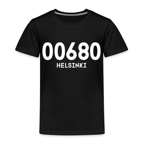 00680 HELSINKI - Lasten premium t-paita