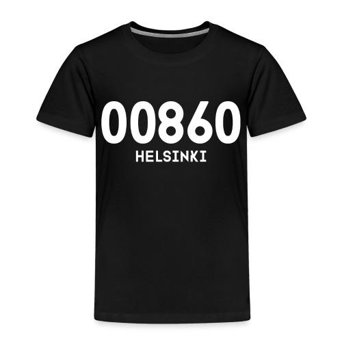 00860 HELSINKI - Lasten premium t-paita