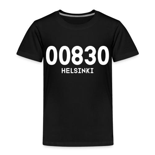 00830 HELSINKI - Lasten premium t-paita