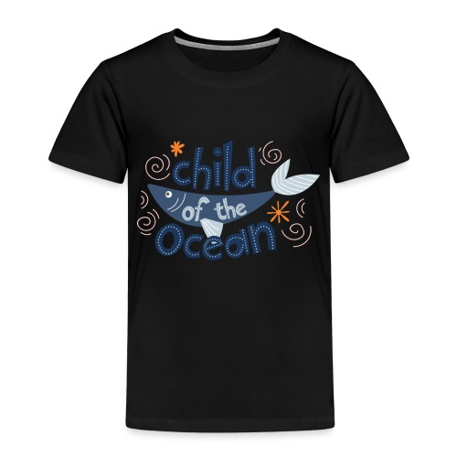 ChildOfTheOcean - T-shirt Premium Enfant