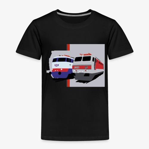 FS E444 / E444R - Maglietta Premium per bambini
