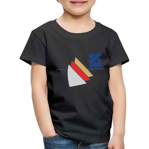 Modernes SCM Logo - Kinder Premium T-Shirt