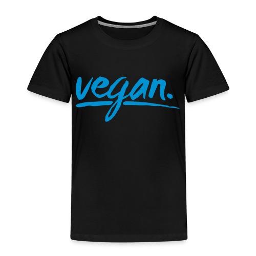 vegan - simply vegan ! - Kinder Premium T-Shirt