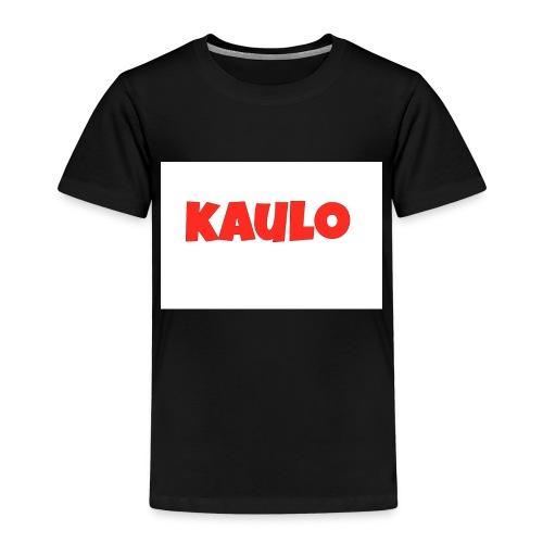 wit2 jpg - Kinderen Premium T-shirt
