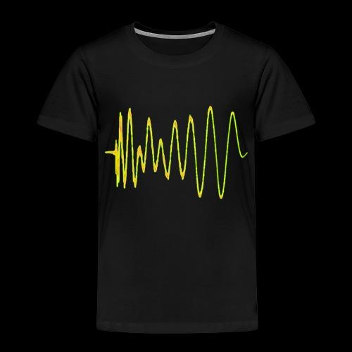 Boom 909 Drum Wave - Kids' Premium T-Shirt