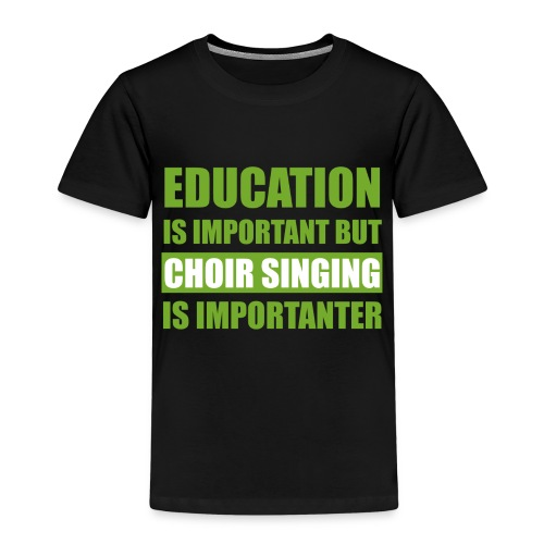 educationw - Kinder Premium T-Shirt
