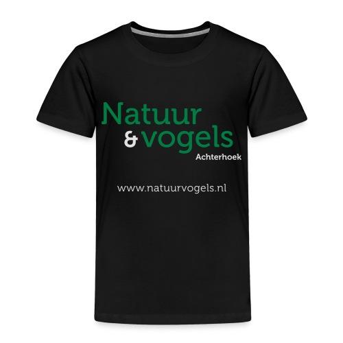 Natuurvogels2016 - Kinderen Premium T-shirt