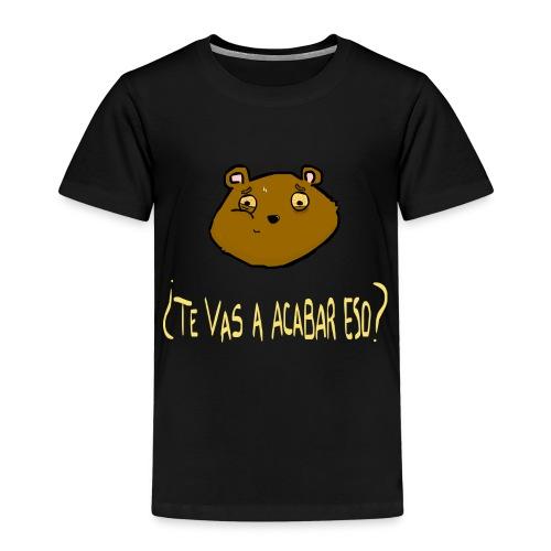Ardilla glotona - Camiseta premium niño