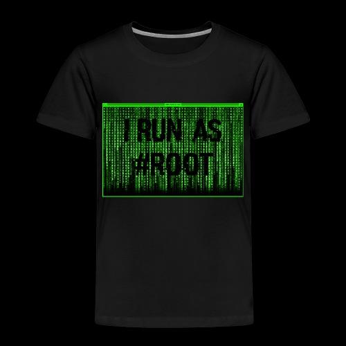 #ROOT - T-shirt Premium Enfant