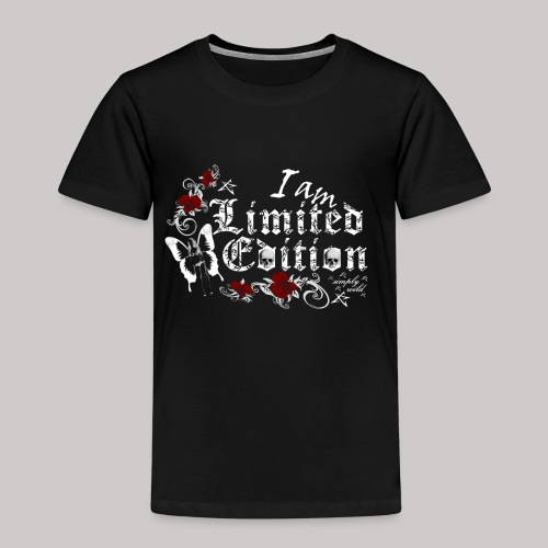 simply wild limited edition on black - Kinder Premium T-Shirt