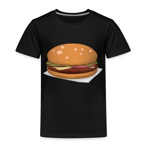 hamburger-576419 - Maglietta Premium per bambini