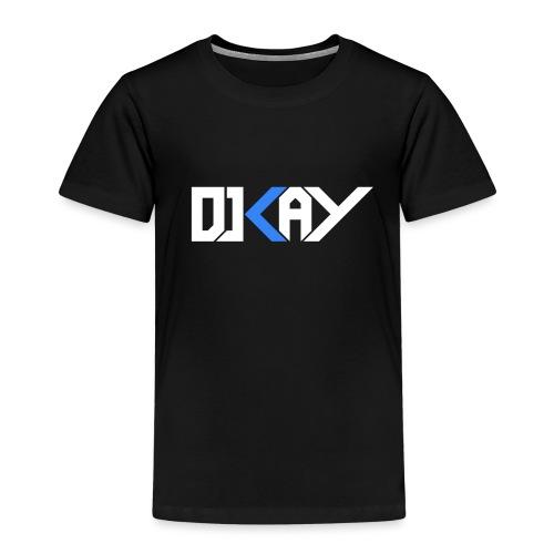 DJ KAY blanc transparent - T-shirt Premium Enfant