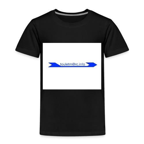 logo touletmarc - T-shirt Premium Enfant