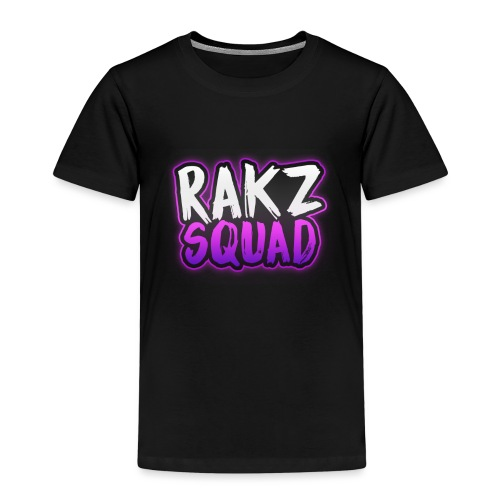 RakzSquad First Merch - Kids' Premium T-Shirt