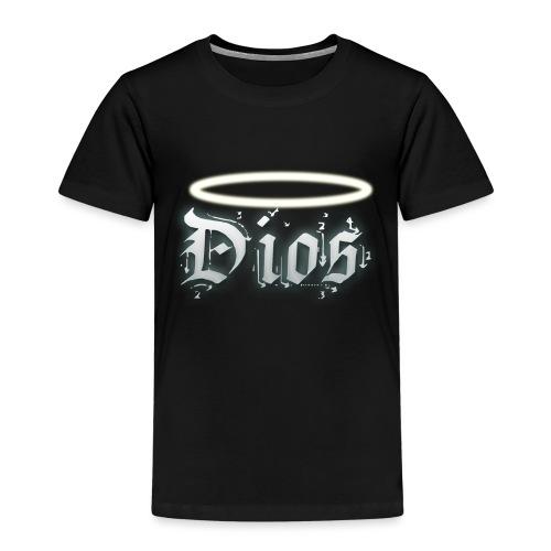Dios - Camiseta premium niño