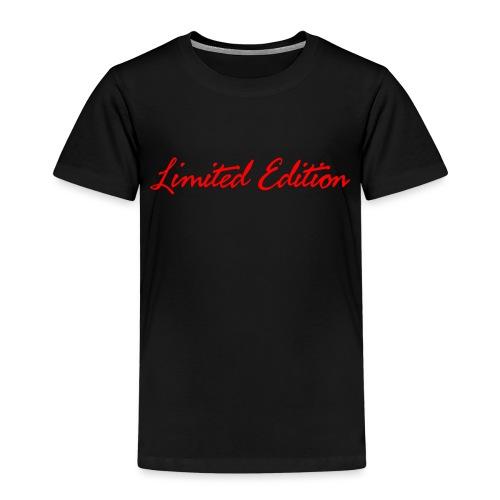 editions limited red - Maglietta Premium per bambini