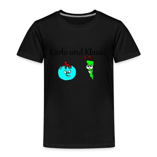 Karlo und Klausi - Kinder Premium T-Shirt