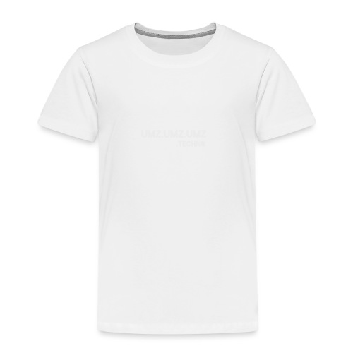 Techno - Kinder Premium T-Shirt