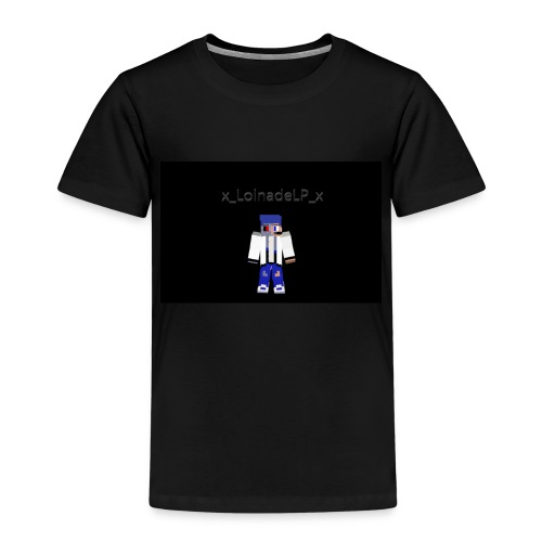 Design mit meinem alten MInecraft Skin :D - Kinder Premium T-Shirt