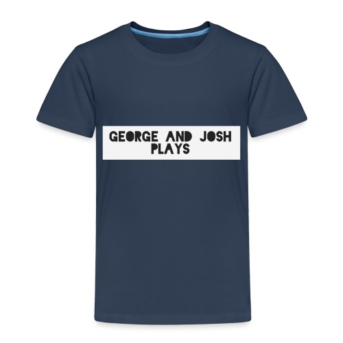 George-and-Josh-Plays-Merch - Kids' Premium T-Shirt
