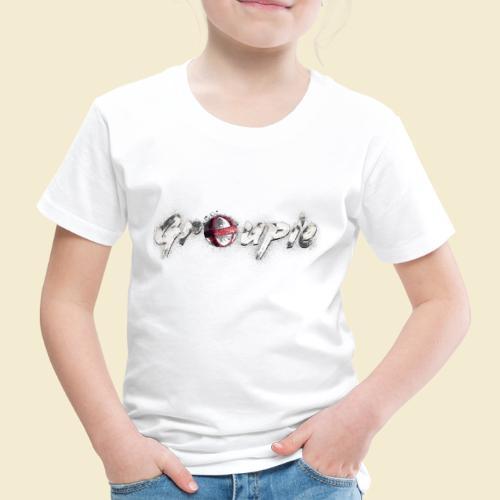 Radball | Cycle Ball Groupie - Kinder Premium T-Shirt