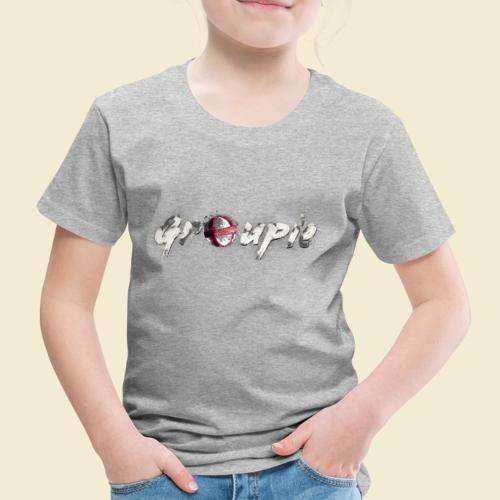 Radball   Cycle Ball Groupie - Kinder Premium T-Shirt