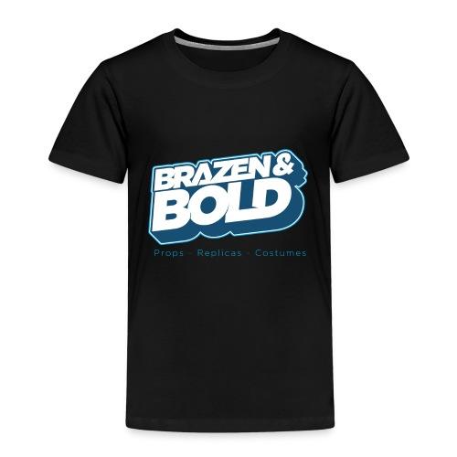 Brazen & Bold Shirt # 2 - Kids' Premium T-Shirt