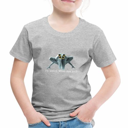 Im weird - Kids' Premium T-Shirt
