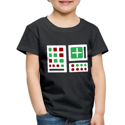 Classic Computer 2 - Kinder Premium T-Shirt