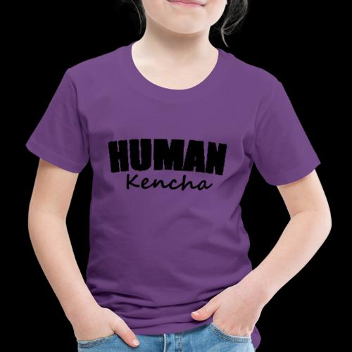 Human - Kinderen Premium T-shirt