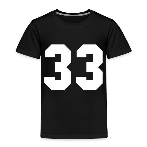 33 - Kinderen Premium T-shirt