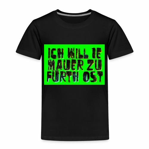 Fuerth Mauer - Kinder Premium T-Shirt
