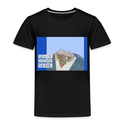 Sea of andaria collection - Premium-T-shirt barn