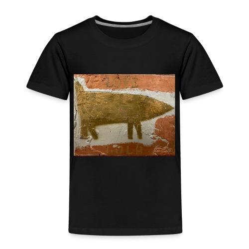 LOVE GOLD - T-shirt Premium Enfant